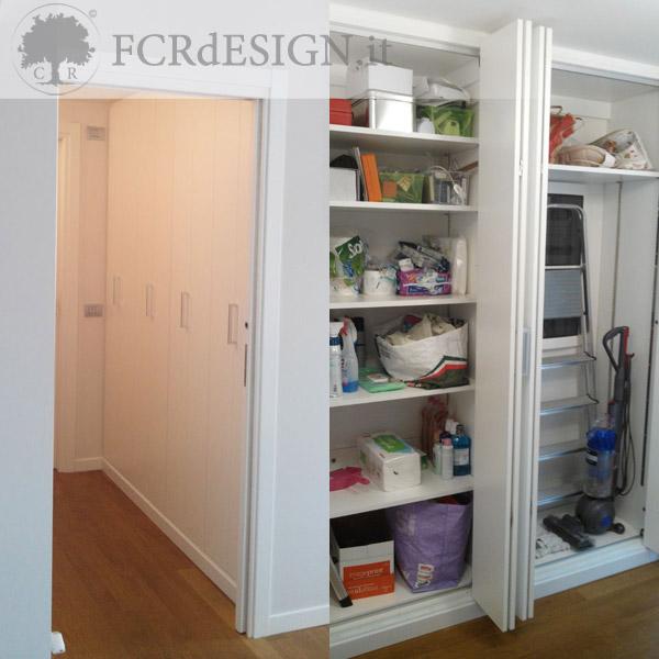 Contenitivi falegname mobili armadi librerie su misura fatto a - Mobili per ripostiglio ...